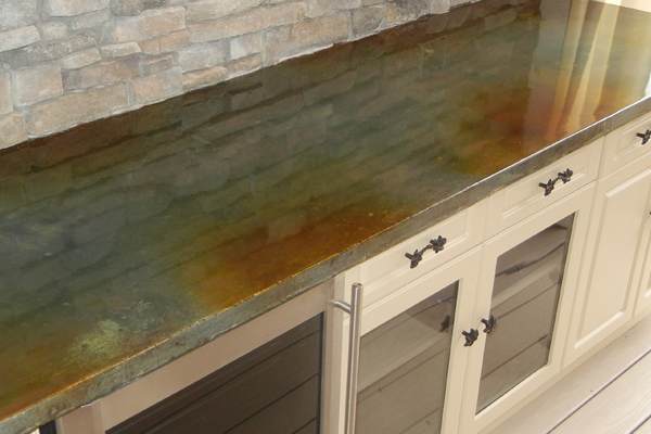 concrete countertops Washington DC
